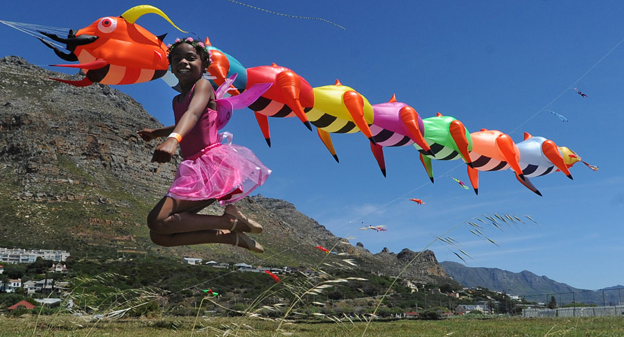 Good News About Mental Health In Our >> Cape Town Go Fly A Kite The Home Of Great South African