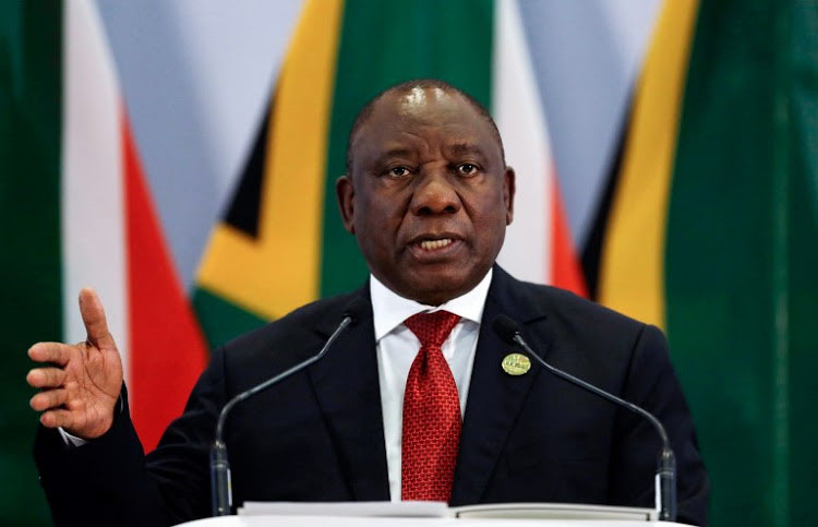 sa good news cyril ramaphosa - CORRUPTION – What were the BIG successes last year?