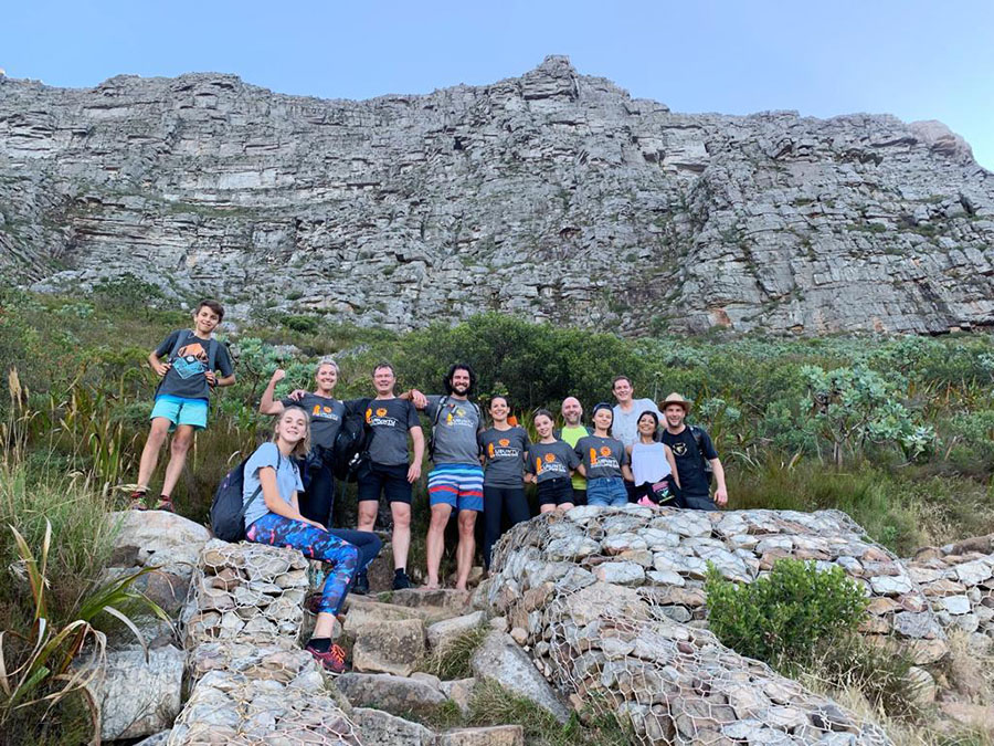 sa good news andrew patterson - CLIMBING TABLE MOUNTAIN EVERY DAY – ARE YOU MAD?