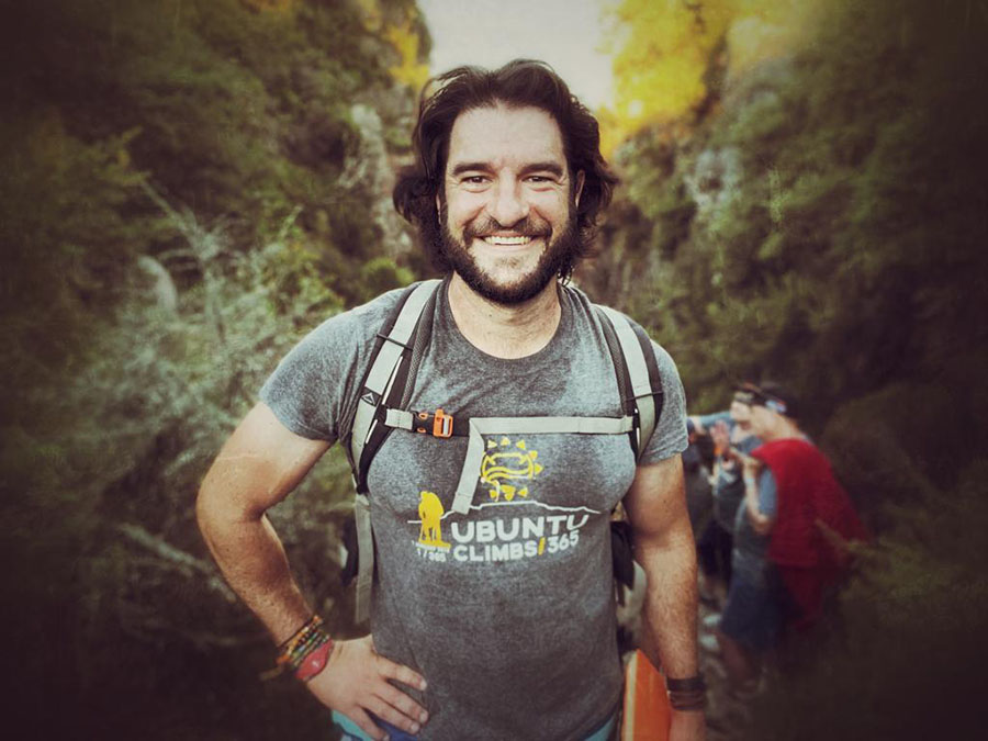 sa good news andrew table mountain - CLIMBING TABLE MOUNTAIN EVERY DAY – ARE YOU MAD?