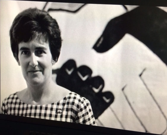 sa good news adelaid hain - Anti-apartheid activist Adelaine Hain dies