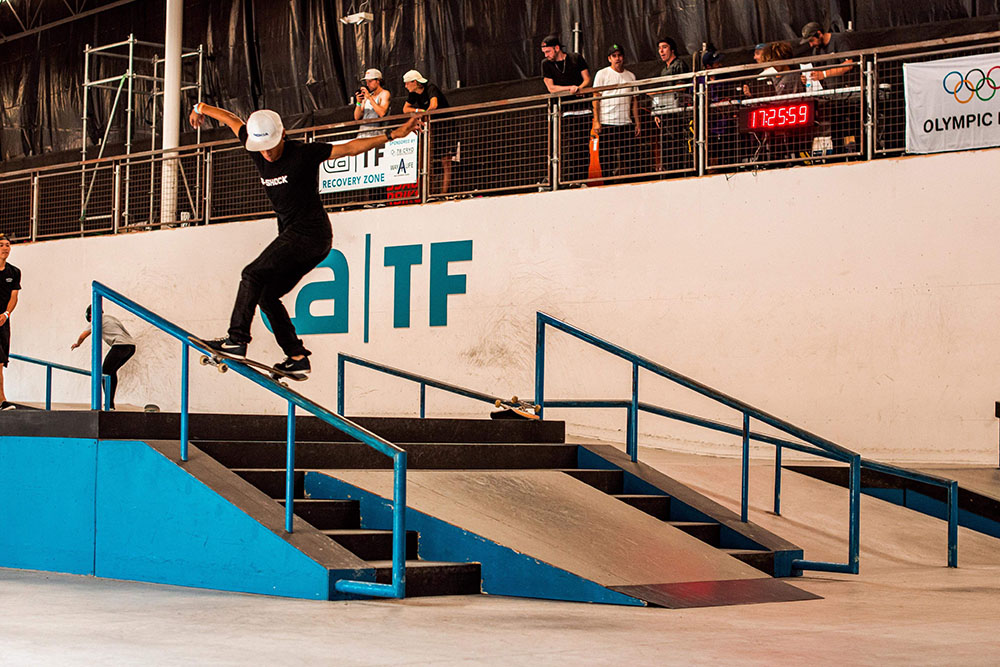 sa good news brand south africa Jean marc in action - NEWS ALERT: Cape Town skateboarder tops international ranks ahead of Olympics 2020