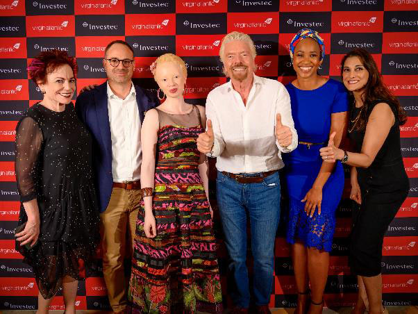 sa good news brand south africa yes branson - YES brings the youth agenda to Branson's 'Business is an Adventure'