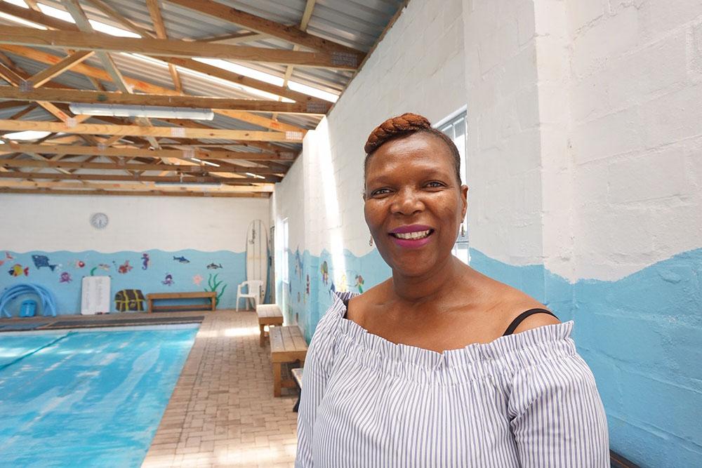 sa good news brandsa Principal Sweleni Ntuli - Christmas came early for the Philippi Children's Centre