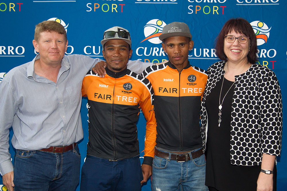 sa good news brandsa curro 2 - Mountain bikers win full Curro Scholarships at FNB Wines2Whales event