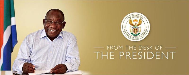 sa good news brandsa president - From the desk of The President