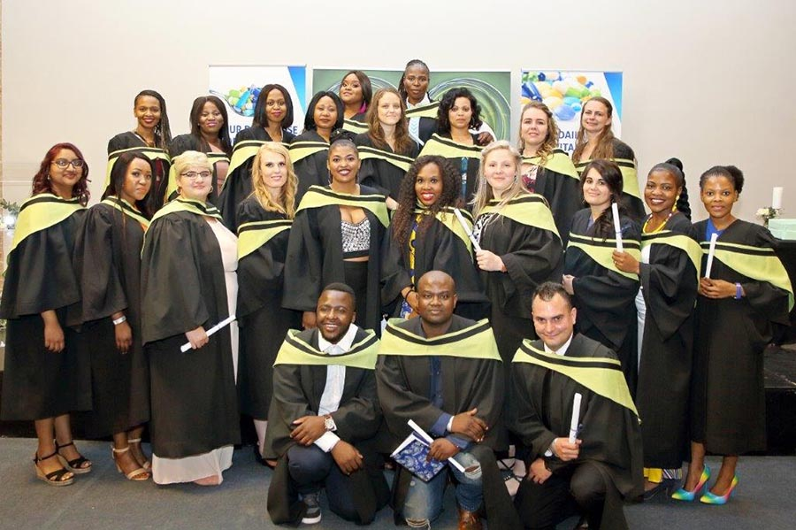 sa good news MediTraining Academy Graduates 2 - Excellence and determination celebrated at MediTraining Academy Graduation