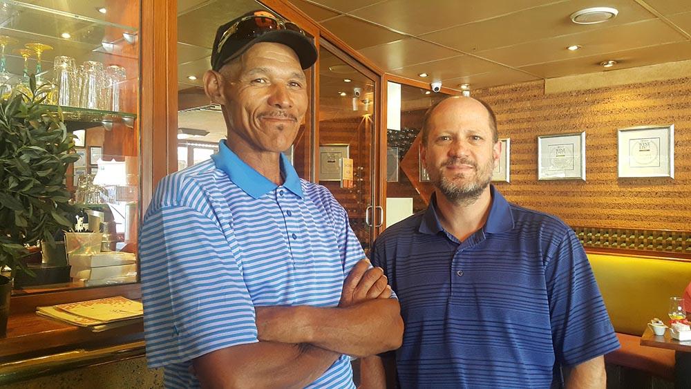 sa good news brand south africa golf - Homeless Caddie Qualifies for Professional Golf Tour