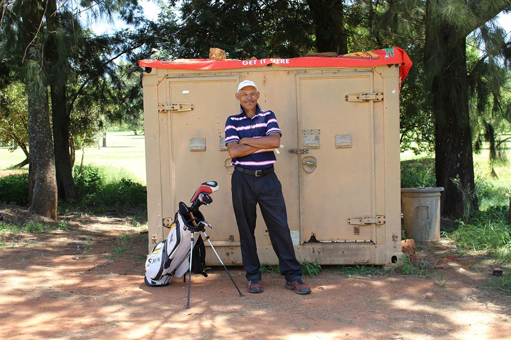 sa good news brandsa homeless caddy - Homeless Caddie Qualifies for Professional Golf Tour