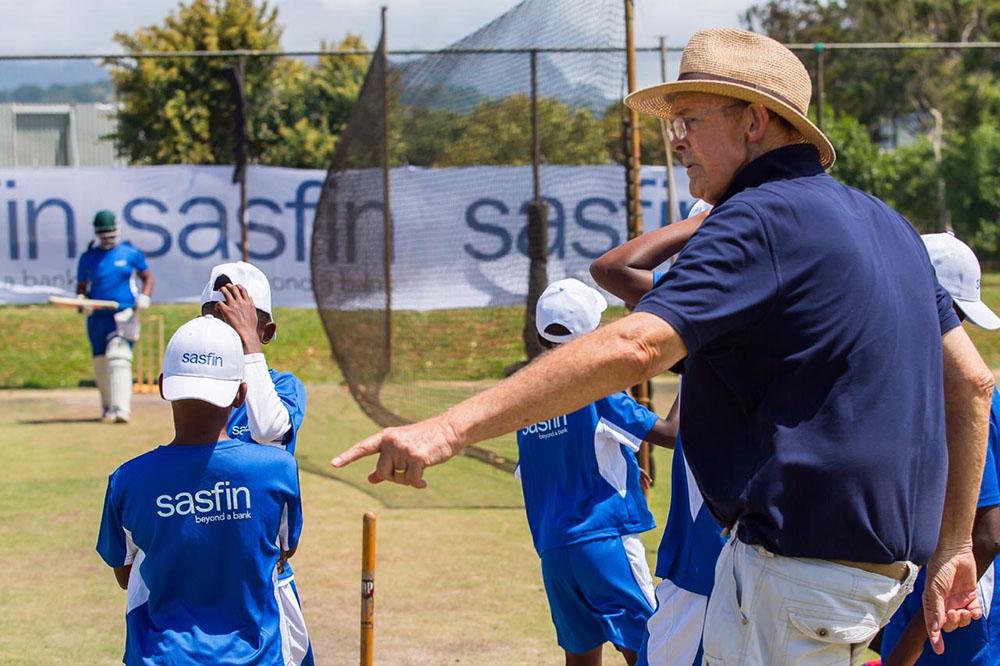 sa good news brandsa sasfin cricket - Hitting Poverty for Six