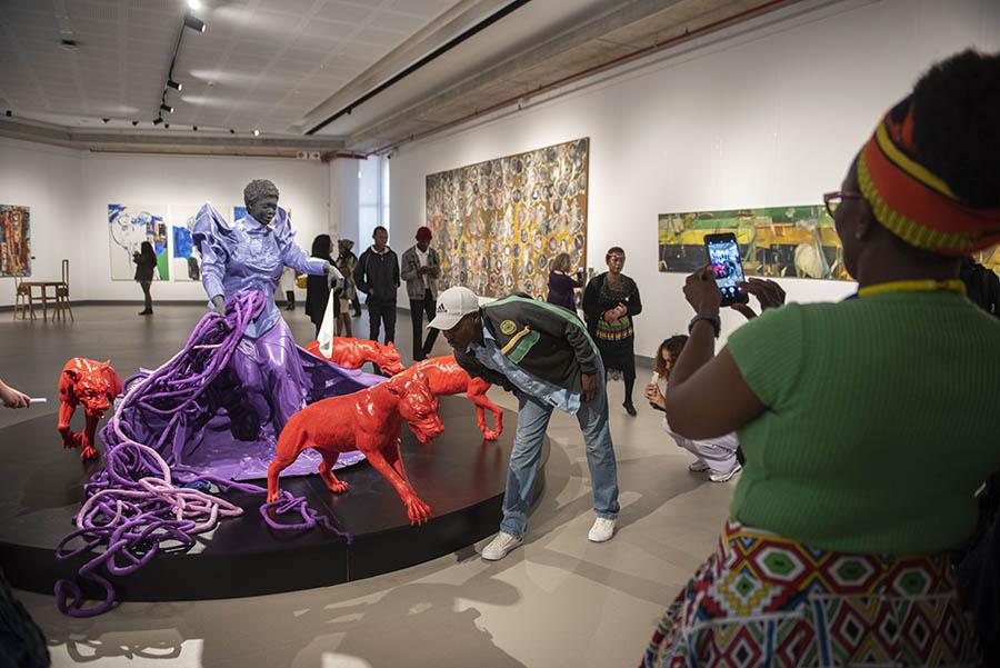 sagoodnews art 190924javett75 - Introducing the Javett Art Centre at the University of Pretoria