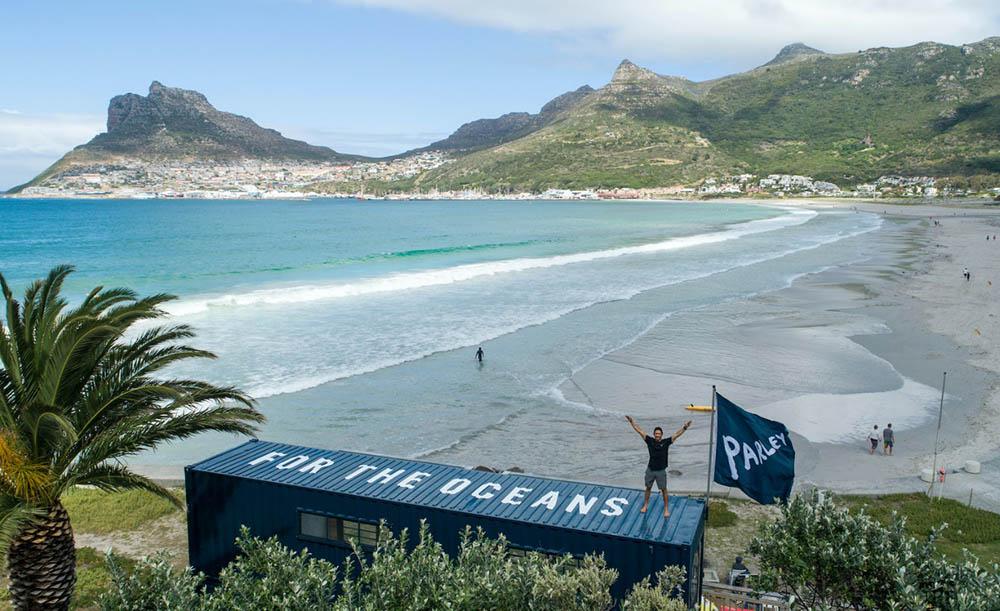 sagoodnews parley for oceans - SOA, Waves for Change, I am Water